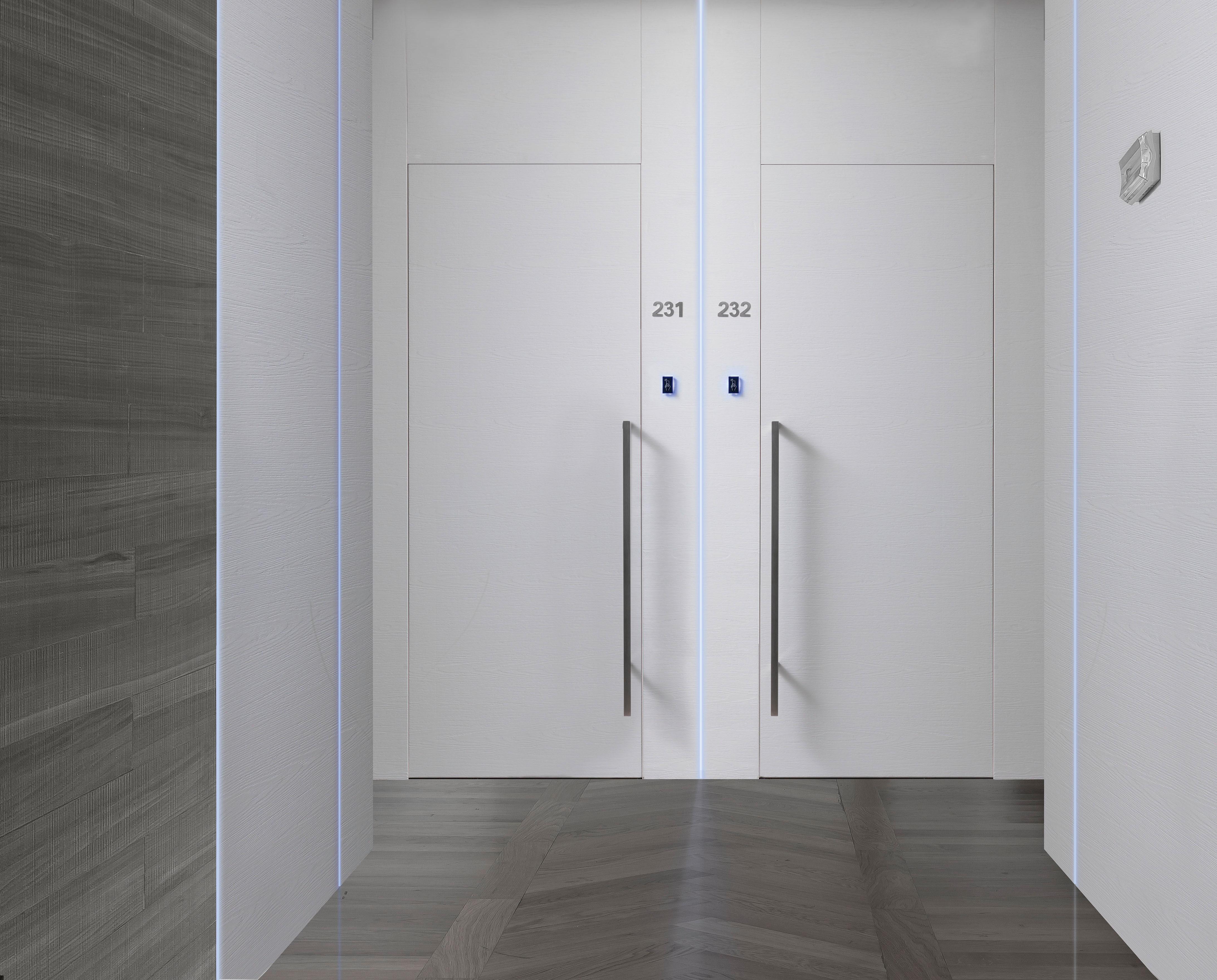 Porte scorrevoli per tutti i gusti castiglieri showroom - Porte scorrevoli interno muro prezzi ...