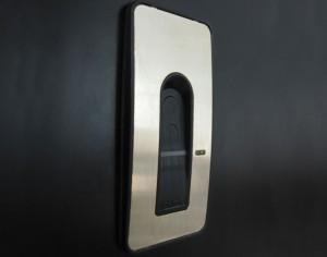Lettore biometrico di impronta digitale.