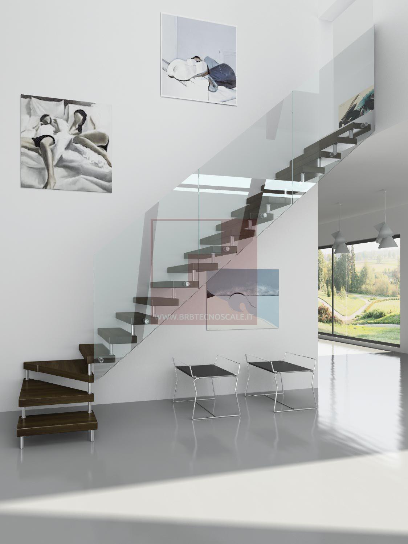 Scale da interno: creare su misura - Castiglieri Showroom